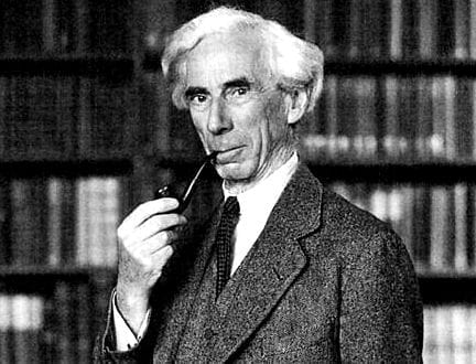 Most Likely Places to Find Pipes Mistakenly Left Behind by Bertrand Russell  | Weekly Humorist